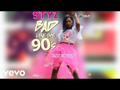 9TYZ - Addicted Mp3 Audio Download