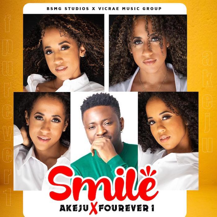 Akeju Ft FourEver1 Smile Mp3 Audio Download